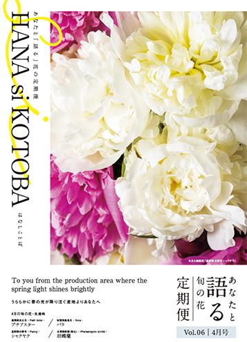 カタログバックナンバー「2021年4月号 Vol.6」イメージ